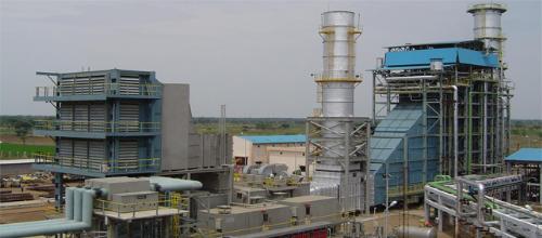 Caldeira de Recuperação de Gases HRSG